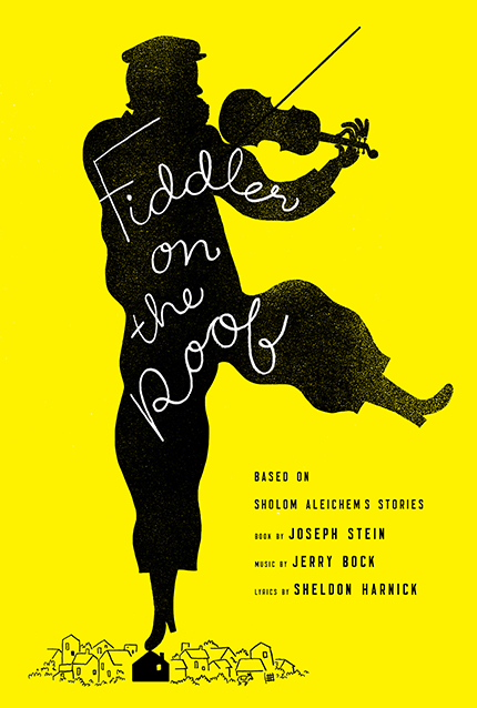 Fiddler On The Roof Crown Cover Archive