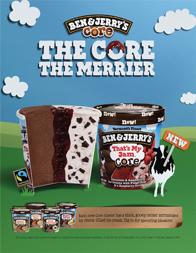 ben jerrys ice cream essay Ben and jerrys essaysben and jerry's opened their ice cream company in 1978, out of an old retired gas station the two twenty years, ben cohen and jerry greenfield.