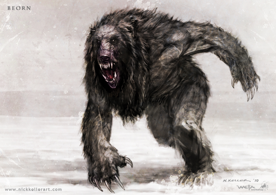 beorn lord of the rings wiki